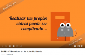 Beneficios en Servicios de Multimedia